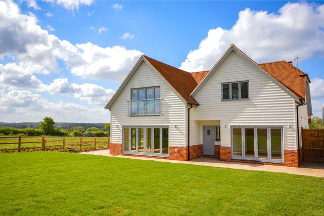 Thumbnail Detached house for sale in Herb Farm Granaries, London Road, Thornwood