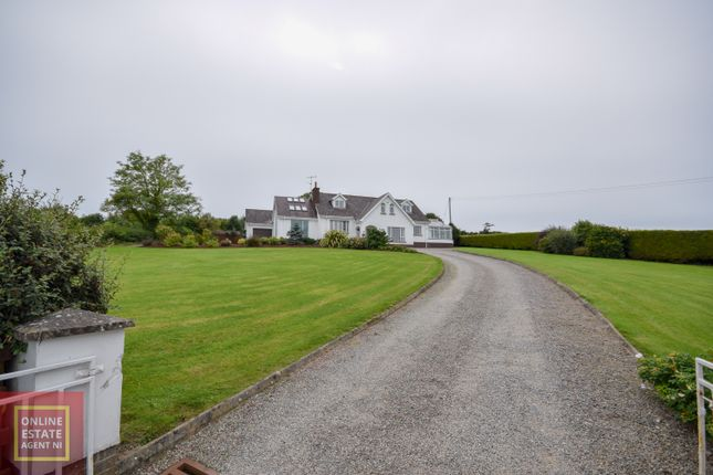 Thumbnail Detached house for sale in Annaghone Road, Stewartstown, Dungannon