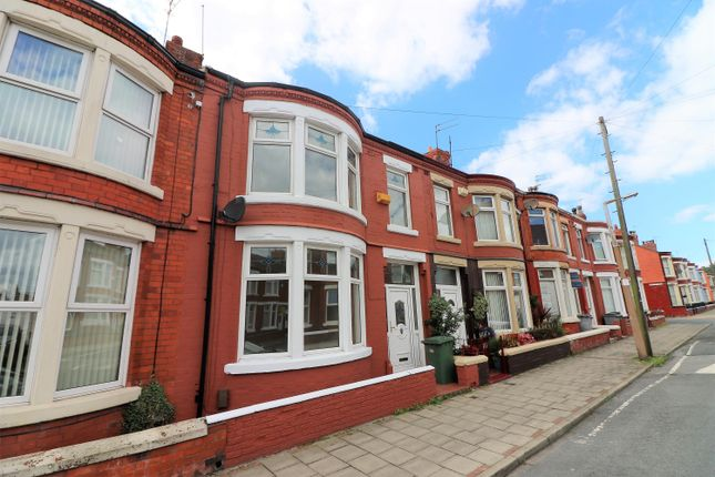 Thumbnail Property for sale in Hillcroft Road, Wallasey