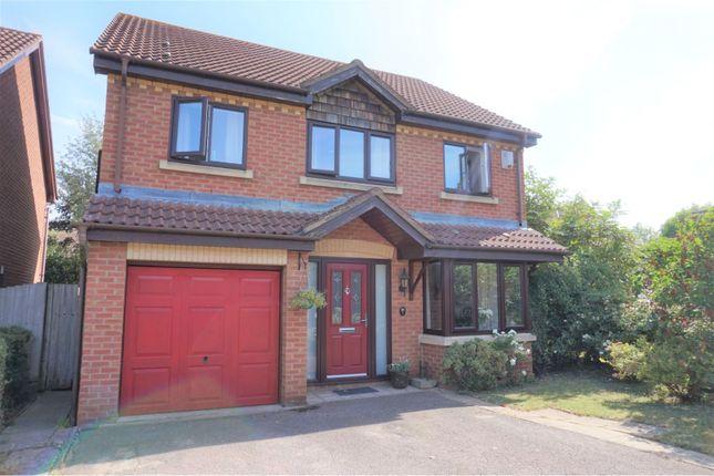 Thumbnail Detached house for sale in Shenley Brook End, Milton Keynes