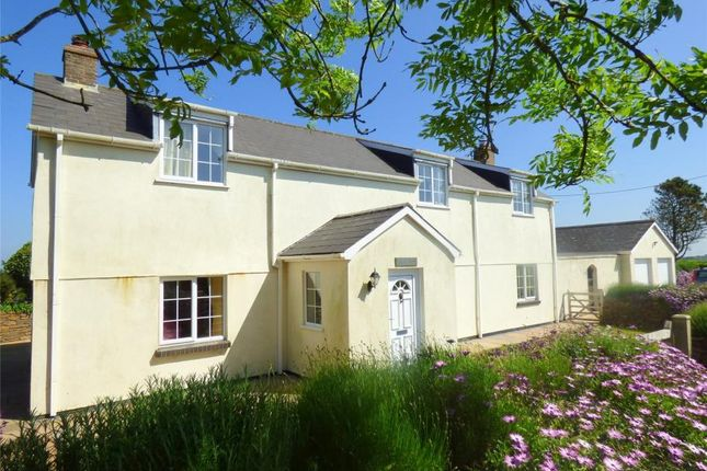 Thumbnail Detached house for sale in Rose Hill, Goonhavern, Truro