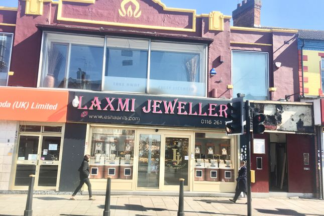 Restaurant/cafe to let in Belgrave Road, Leicester