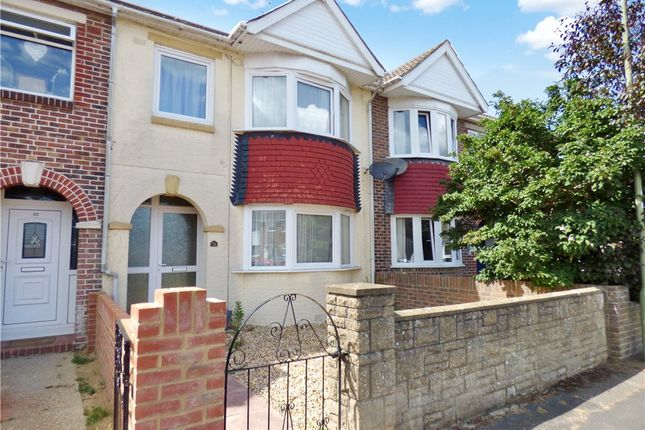 Thumbnail Terraced house for sale in Frater Lane, Gosport, Hampshire