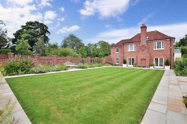Side Garden of Thorn Lane, Stelling Minnis, Canterbury, Kent CT4