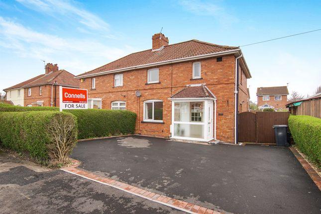 Thumbnail Semi-detached house for sale in Pen Park Road, Southmead, Bristol