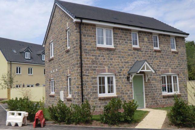 Thumbnail Property to rent in Gatehouse View, Pembroke, Pembrokeshire