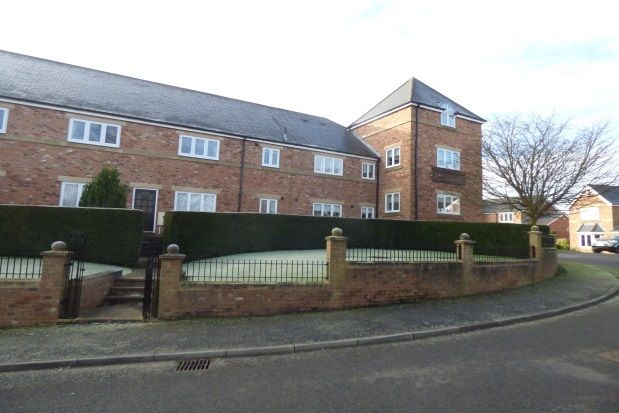 Thumbnail Flat to rent in Lowes Rise, Durham