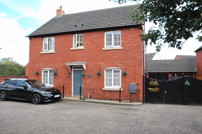 Thumbnail Detached house for sale in Ferndale Close, Gloucester