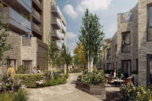Flat for sale in Pomeroy Street, London