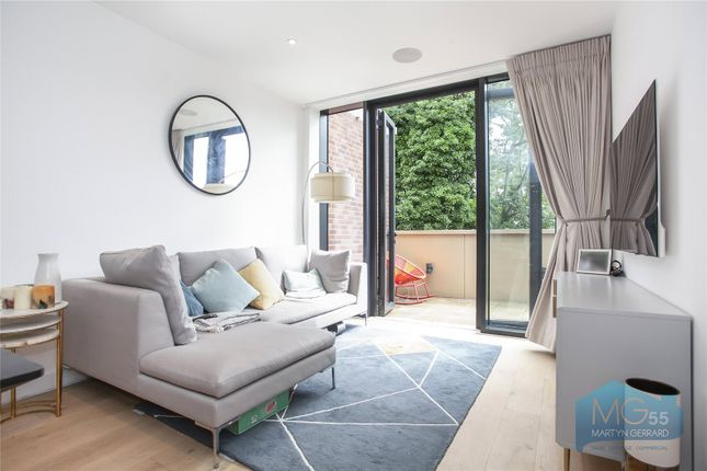 2 bed flat for sale in Ashmount Lodge, Muswell Hill, London N10