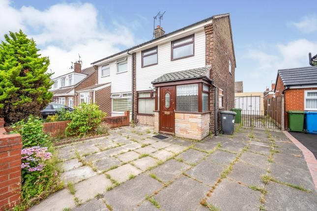 Thumbnail Semi-detached house for sale in Sandiway Avenue, Widnes, Cheshire, .