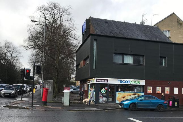 Thumbnail Retail premises to let in 1 Kirklee Road, Glasgow