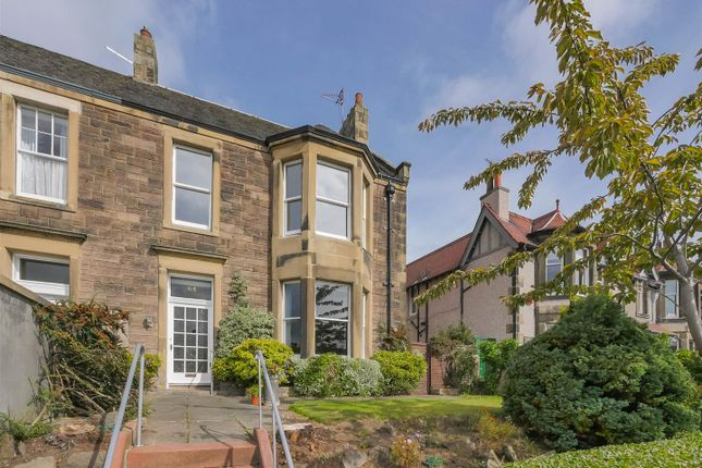Thumbnail Semi-detached house for sale in Belgrave Road, Corstorphine, Edinburgh