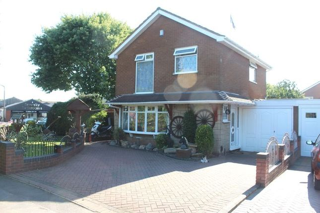 Thumbnail Link-detached house for sale in Digby Road, Kingswinford