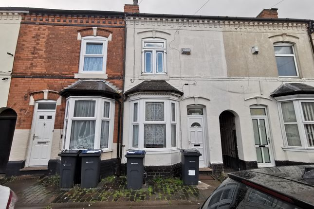Thumbnail Shared accommodation to rent in Cartlon Road, Birmingham