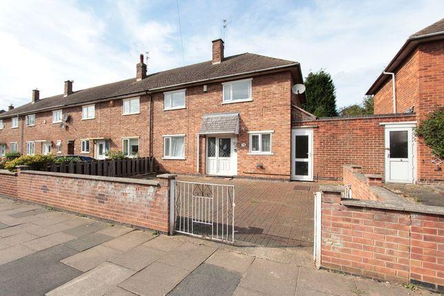 Thumbnail Property to rent in Gracedieu Road, Loughborough