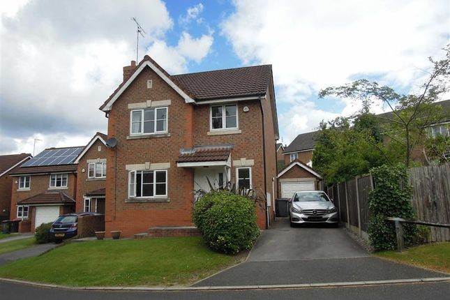 4 bed detached house for sale in Stubbs Close, Salford, Salford