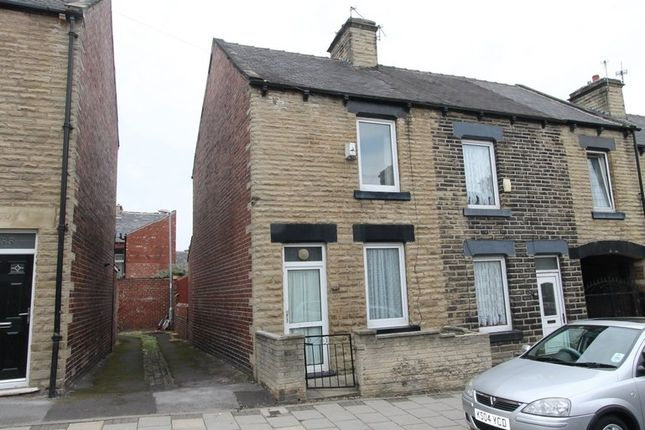 Thumbnail End terrace house to rent in St. Georges Road, Barnsley