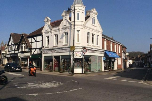 Retail premises for sale in 1-3 Rumbolds Hill, Midhurst