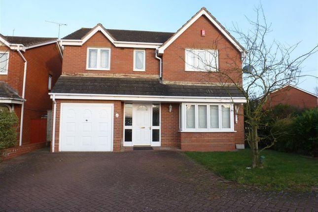 Thumbnail Property to rent in Cleopatra Grove, Heathcote, Warwick