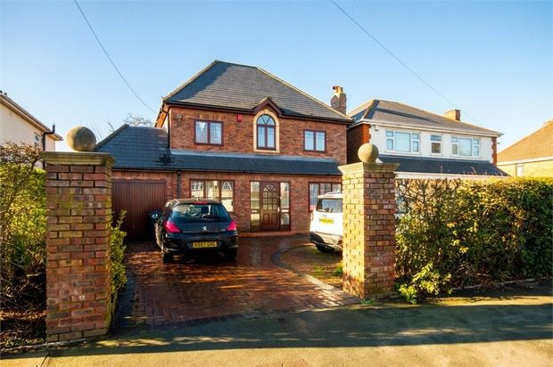 Thumbnail Detached house for sale in Wood End Road, Wednesfield, Wolverhampton, West Midlands