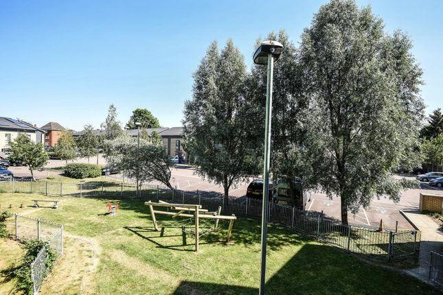 View Of Communal Gardens