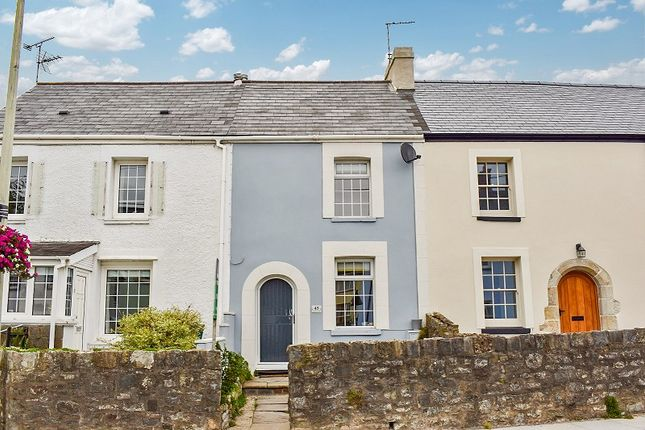 Thumbnail Terraced house for sale in Primrose Cottage, High Street, Laleston, Bridgend .