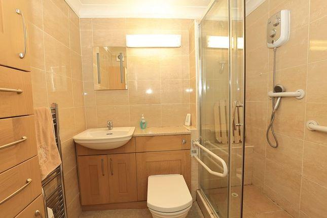 Shower Room of Homeforth House, Newcastle Upon Tyne NE3
