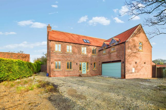 Thumbnail Detached house for sale in Church Close, Atwick, Driffield