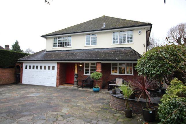 Thumbnail Detached house to rent in Forest Ridge, Keston Park, Keston