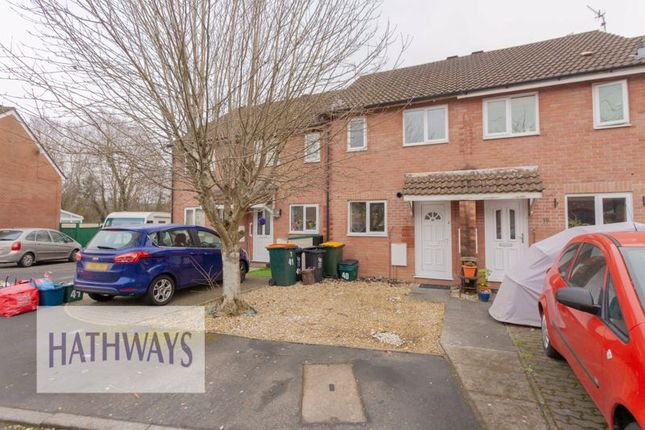 Thumbnail Terraced house to rent in The Brades, Caerleon, Newport