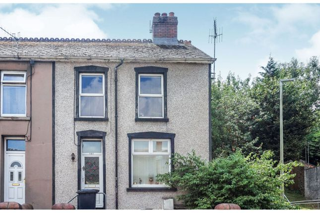 Thumbnail End terrace house for sale in Park View Terrace, Abercwmboi, Aberdare