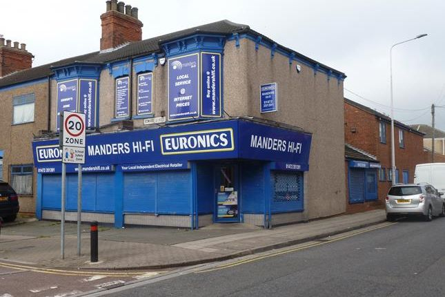 Retail premises for sale in 6, Edward Street, Grimsby, North East Lincolnshire