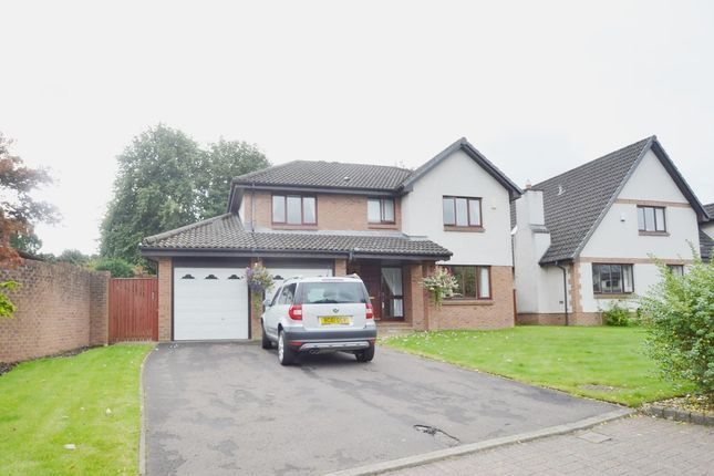 Thumbnail Detached house for sale in Annfield Grove, Stirling
