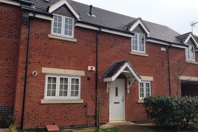 Thumbnail Property to rent in Gold Close, Hinckley