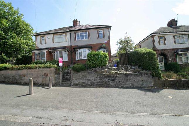 Thumbnail Semi-detached house for sale in Ruxley Road, Bucknall, Stoke On Trent