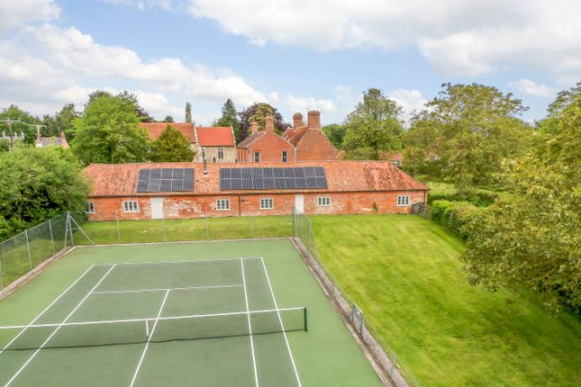 Tennis Court of Church Road, Wood Norton, Dereham, Norfolk NR20