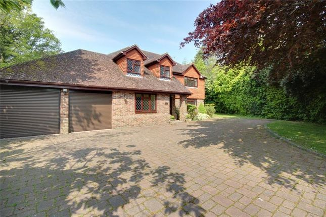 Thumbnail Detached house for sale in Sea Lane Gardens, Ferring, West Sussex