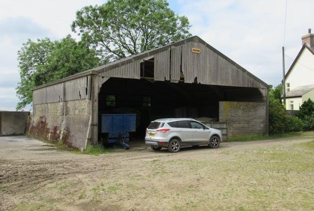 Hay Barn of Spittal, Haverfordwest SA62