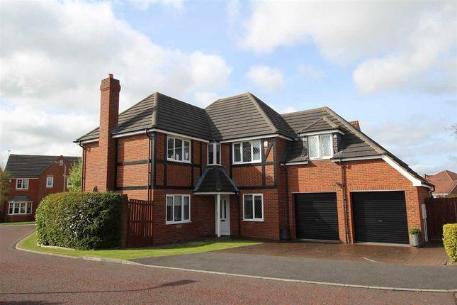 Detached house for sale in Lamonby Way, Southfield Gardens, Cramlington