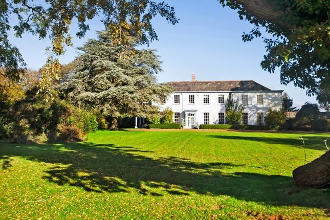 Thumbnail Country house for sale in Blue Hayes House, Broadclyst, Exeter, Devon