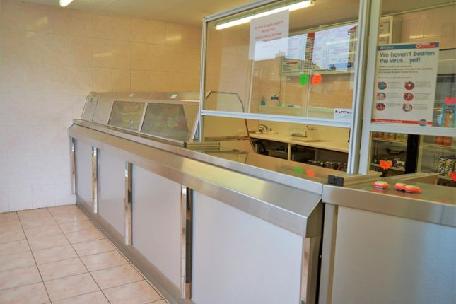 Thumbnail Leisure/hospitality for sale in Fish & Chips HD9, Meltham, West Yorkshire