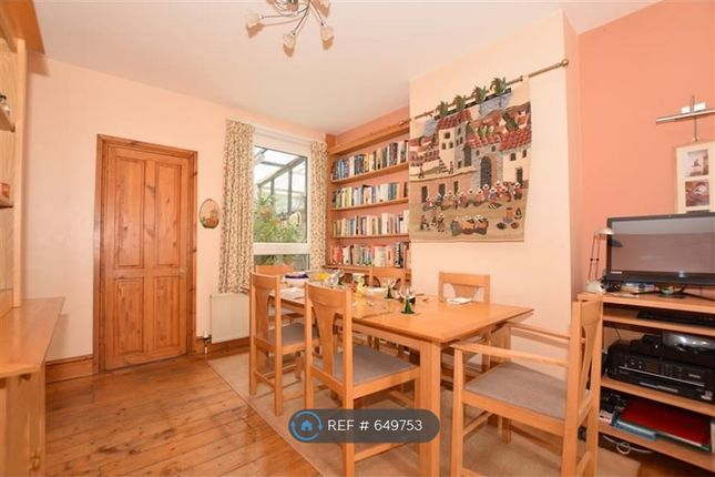 Thumbnail Terraced house to rent in Clive Road, Rochester