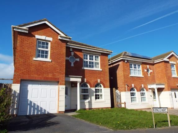 Thumbnail Detached house for sale in Kingsway, Thornton-Cleveleys, Lancashire