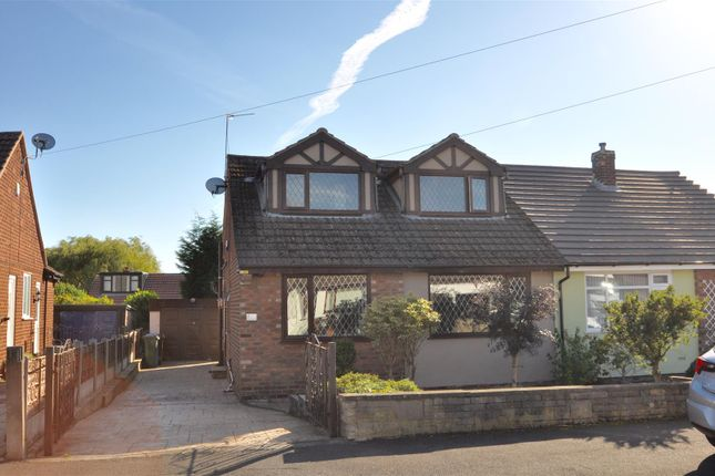 Thumbnail Semi-detached bungalow for sale in Hillary Road, Hyde