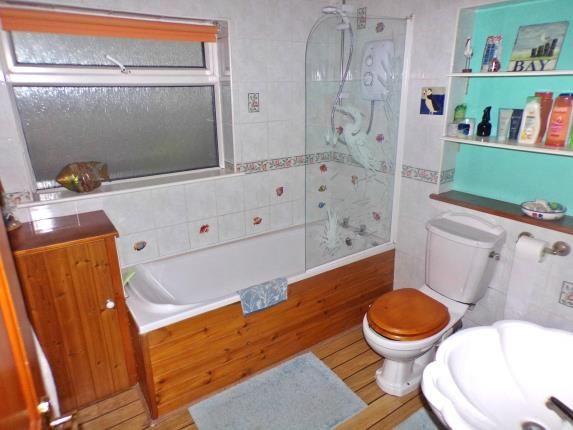 Bathroom of Courtenay Road, Waterloo, Liverpool, Merseyside L22