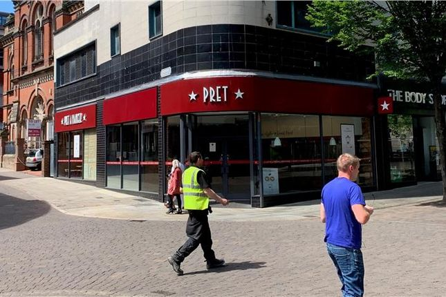 Thumbnail Retail premises to let in Albert Street, Nottingham