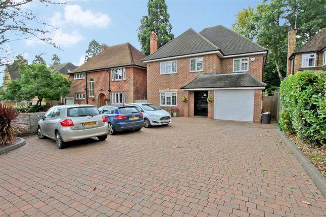 Thumbnail Detached house for sale in Warren Road, Ickenham
