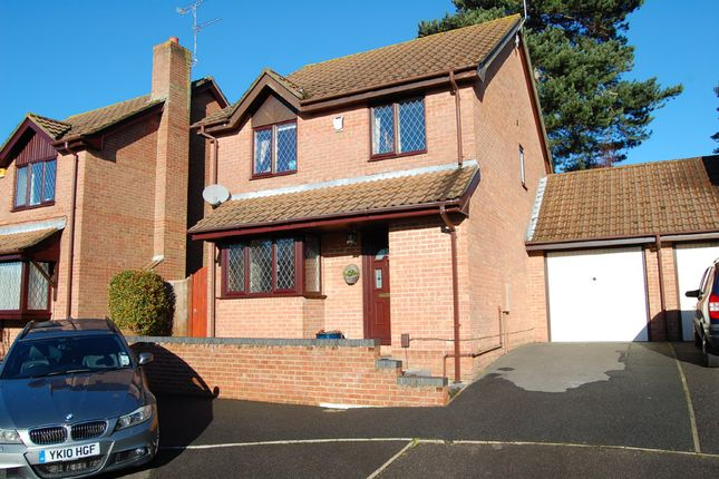 Thumbnail Detached house to rent in Denham Close, Poole