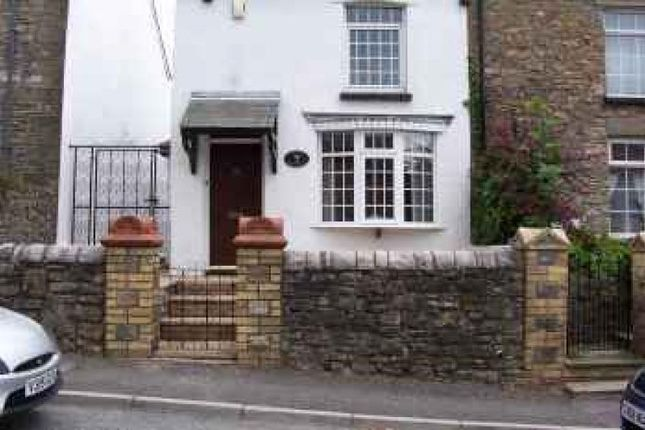 Thumbnail Cottage to rent in Hensol Road, Pontyclun